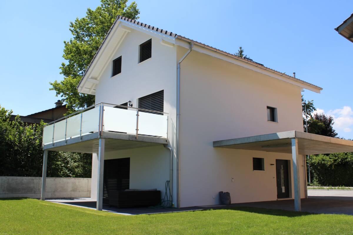 EFH Biberist Imowa Architektur Zuchwil