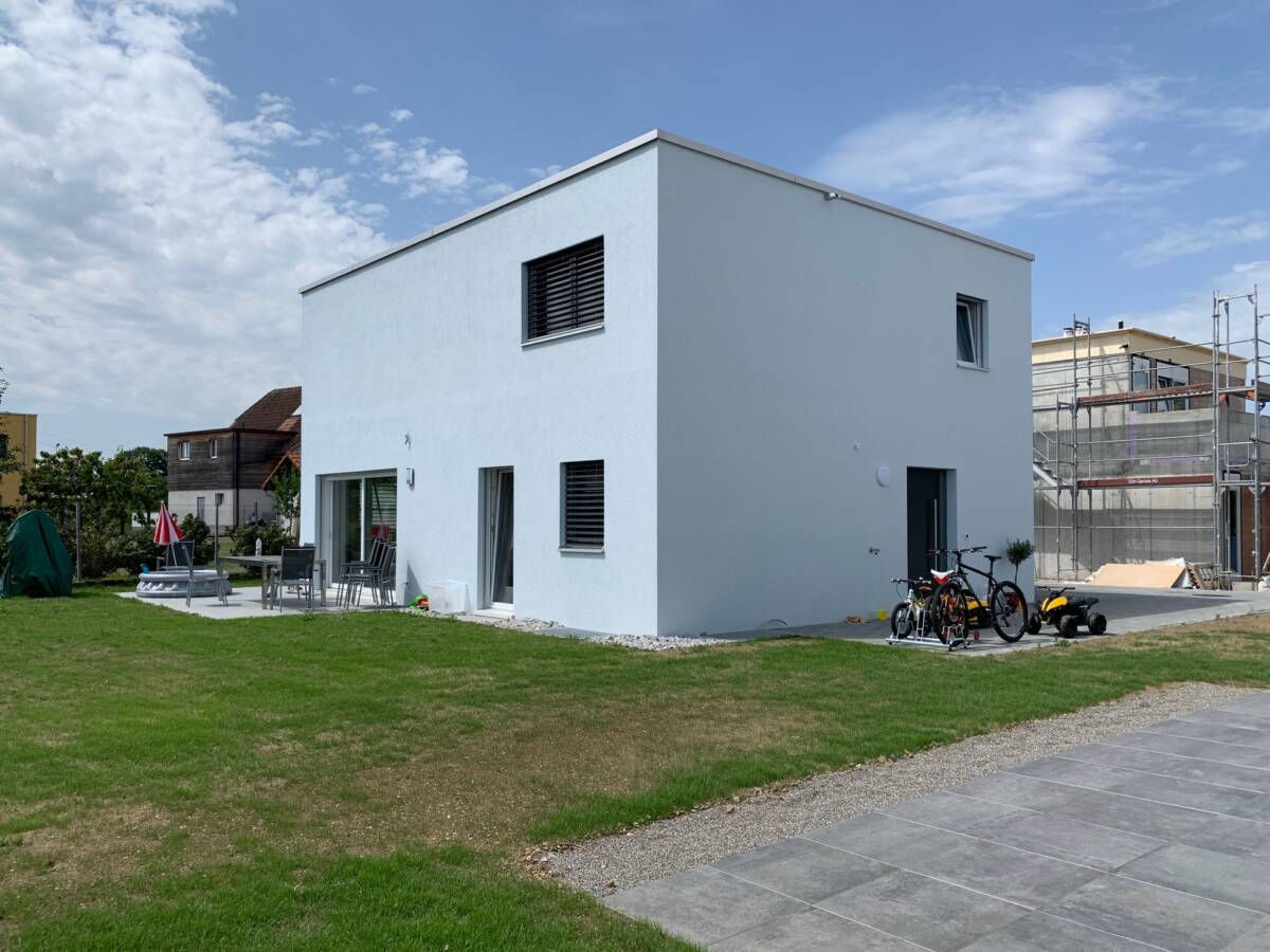 Neubau EFH Haus B Lerchenfeld Gerlafingen Imowa Architektur Zuchwil Solothurn (3)