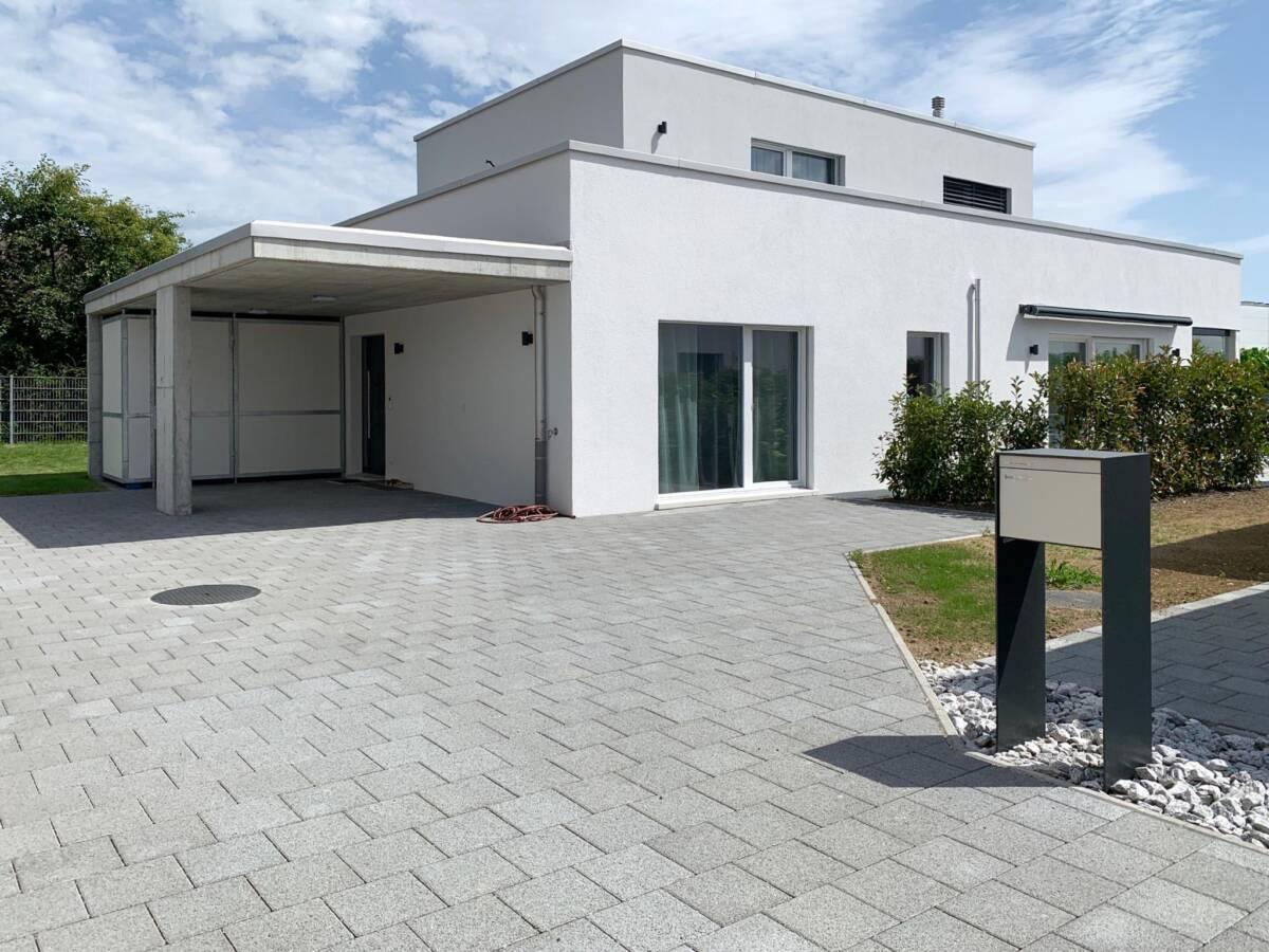 Neubau Einfamilienhaus Haus D Gerlafingen Imowa Architekturbüro Zuchwil