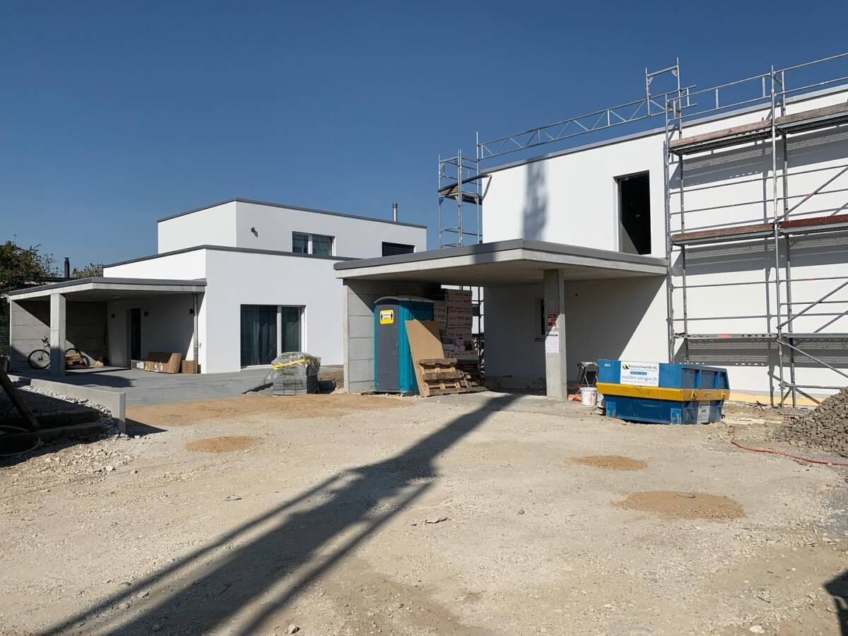 Neubau Einfamilienhaus Gerlafingen