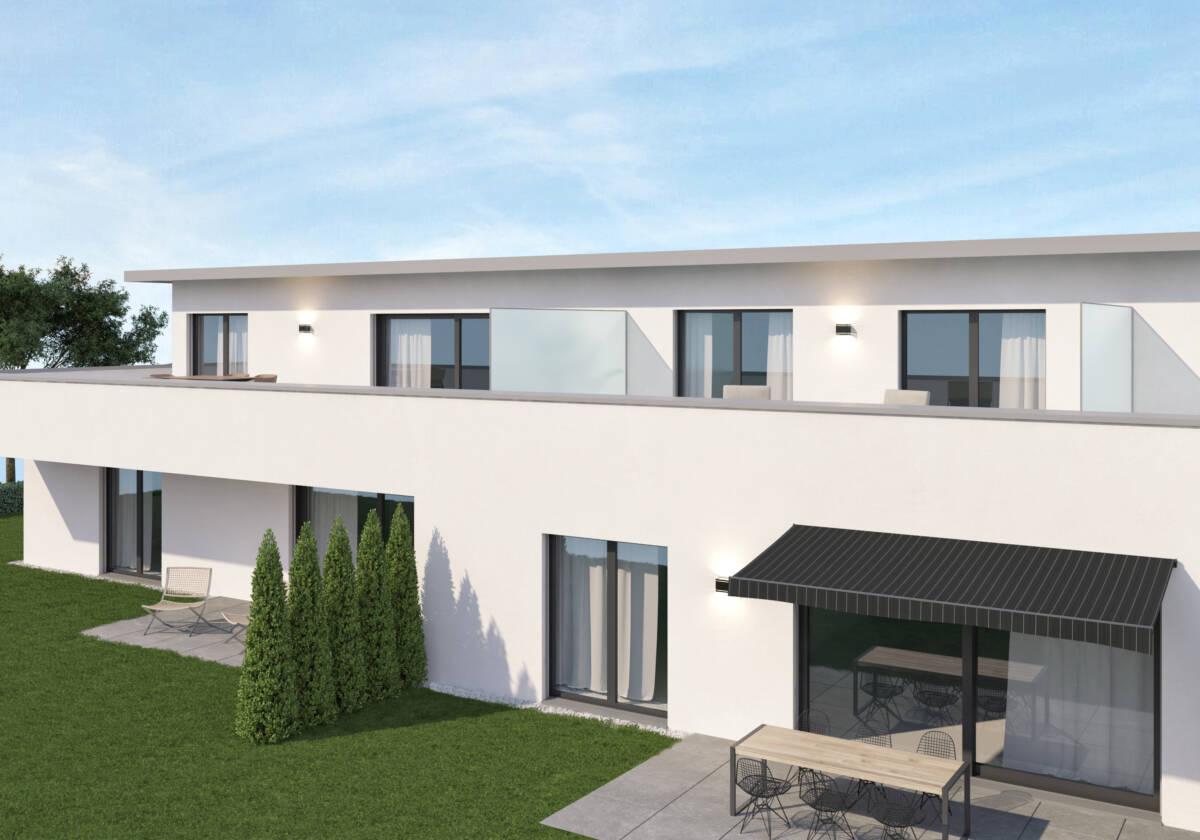 Neubau Mehrfamilienhaus Steinmatt Derendingen | Imowa Architektur GmbH, Zuchwil
