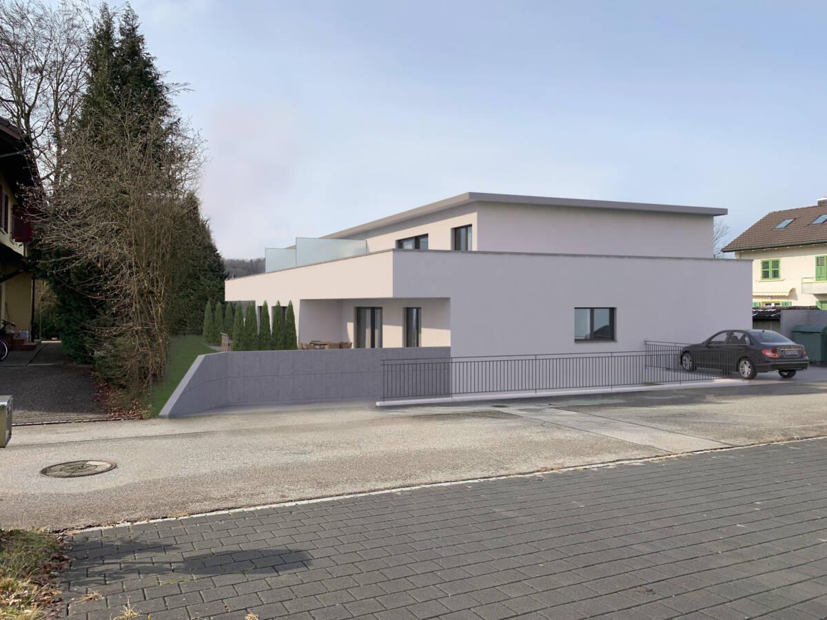 Neubau Mehrfamilienhaus Steinmatt Derendingen