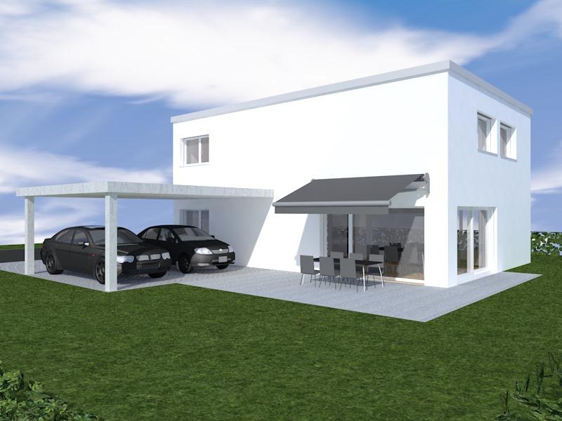 Neubau Einfamilienhaus Pieterlen